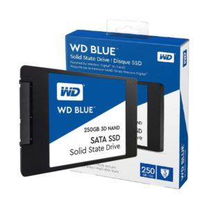 SSD 250Gb Western Digital Blue Sata 3 Chính Hãng