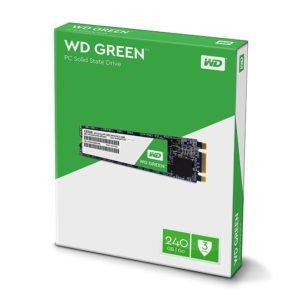 SSD M2 240Gb Western Digital Green Sata 3 Chính Hãng