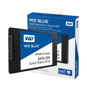 SSD 500Gb Western Digital Blue Sata 3