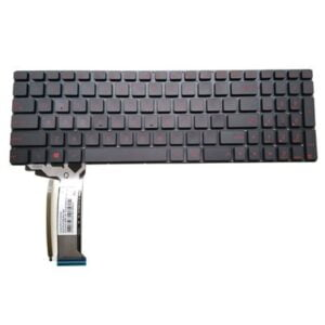 Bàn Phím laptop Asus ROG GL552 GL552JX GL552VW GL552VX Màu Đen