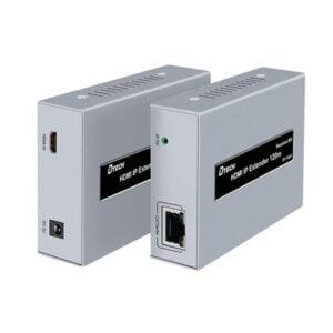 Bộ Nối Dài HDMI Bằng Dây Mạng LAN CAO CẤP