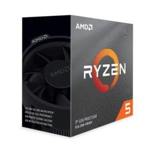 CPU AMD Ryzen 5 3500 3.6 GHz -> 4.1 GHz