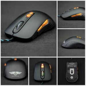 Mouse NEWMEN GX1-PLUS USB LED