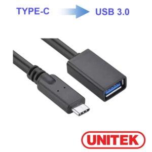 Cable TypeC Ra USB 3.0 Unitek