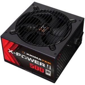 Nguồn Xigmatek X- Power III 500 80 Plus