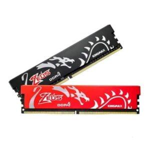 DDR 3 4G Bus1600 Kingma, DDR3 8G Bus1600 Kingmax Zeus Dragon Tản Nhiệtx Zeus Dragon