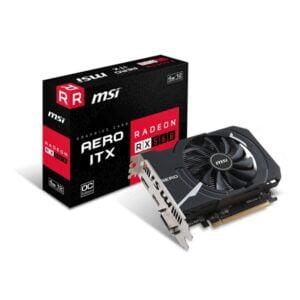 VGA MSI RX 560 4GB