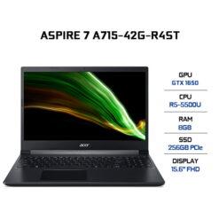 Acer ASPIRE 7 A715-42G-R4ST | R5 5500U | 8GB | SSD 256 | 15.6